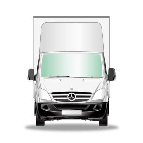 CP Transport Solutions Luton Van